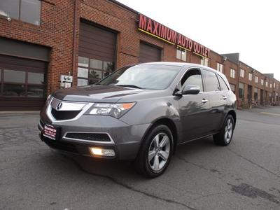 Used 2011 Acura MDX 3.7L Technology