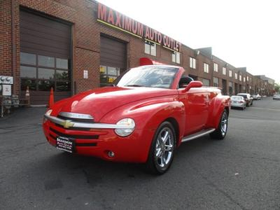 Used 2005 Chevrolet SSR