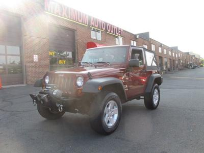 Used 2007 Jeep Wrangler X