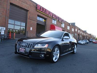 2010 Audi S5 4.2 Prestige