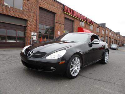 2005 Mercedes-Benz SLK350 Roadster