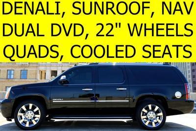 Used 2013 GMC Yukon XL Denali