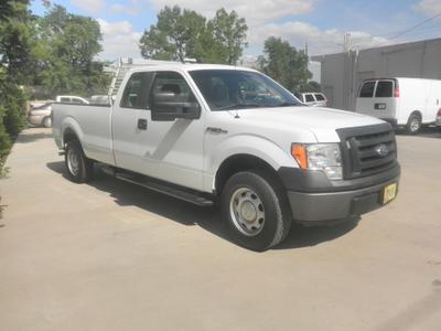 2010 Ford F-150 XL SuperCab