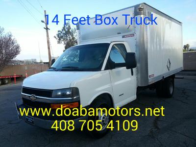 Used 2011 Chevrolet Express 3500 Work Van