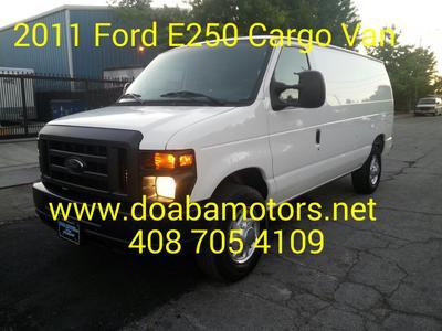 Used 2011 Ford E250 Cargo