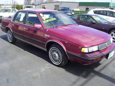 Used 1989 Oldsmobile Cutlass Ciera SL