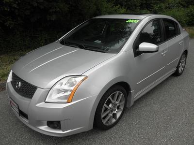 Used 2008 Nissan Sentra SE-R Spec V