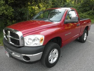 Used 2007 Dodge Ram 1500 TRX4 Off-Road