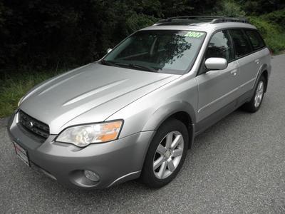 Used 2007 Subaru Outback 2.5 i Limited