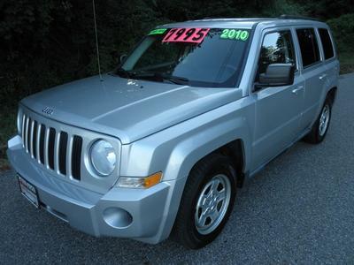 Used 2010 Jeep Patriot Sport