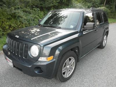 Used 2008 Jeep Patriot Sport