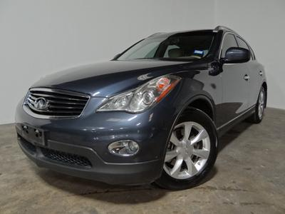 Used 2009 INFINITI EX35 Journey