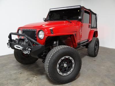 Used 2003 Jeep Wrangler Rubicon