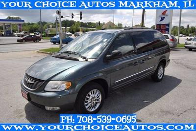 Used 2003 Chrysler Town & Country Limited