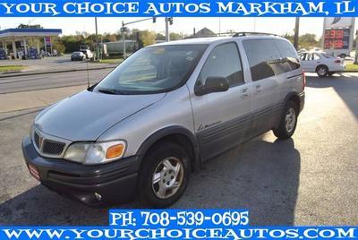 Used 2002 Pontiac Montana