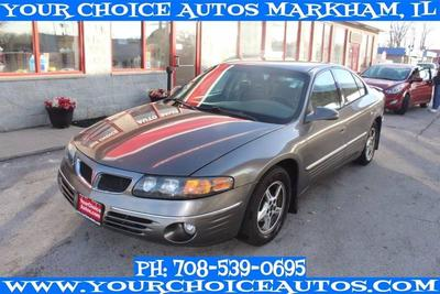Used 2001 Pontiac Bonneville SE