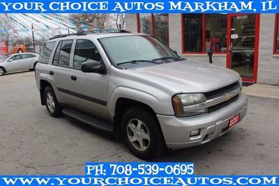 Used 2005 Chevrolet TrailBlazer LS