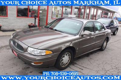 Used 2000 Buick LeSabre Custom