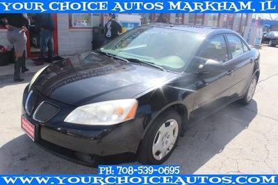 Used 2006 Pontiac G6