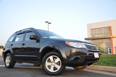 Used 2010 Subaru Forester 2.5 X