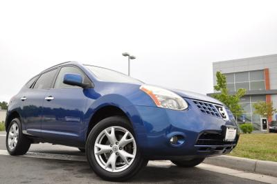 Used 2010 Nissan Rogue SL