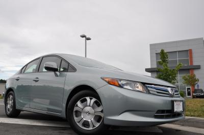 Used 2012 Honda Civic Hybrid