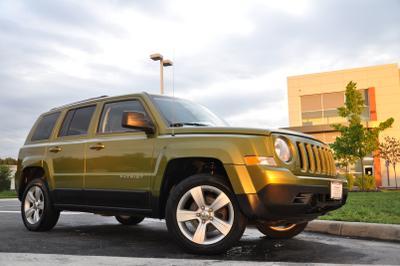 Used 2012 Jeep Patriot Latitude
