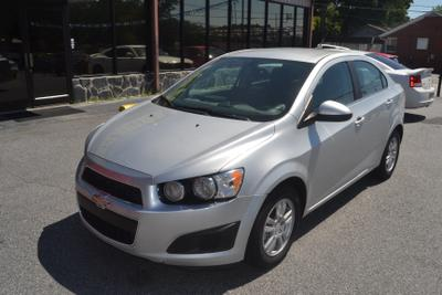 Used 2014 Chevrolet Sonic LT