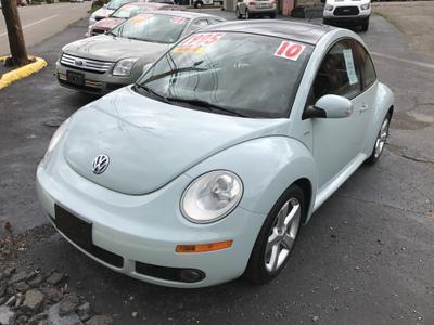 Used 2010 Volkswagen New Beetle