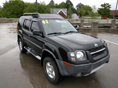 2002 Nissan Xterra XE-V6
