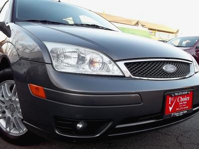 Used 2005 Ford Focus ZXW