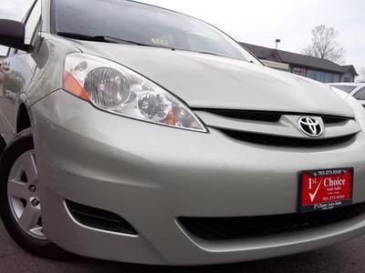 Used 2006 Toyota Sienna LE