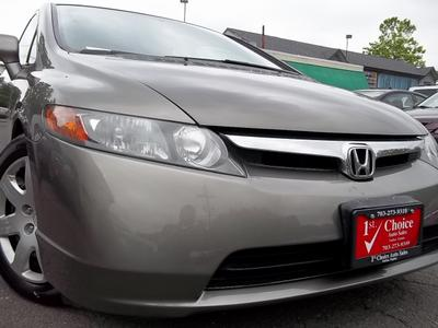 Used 2007 Honda Civic LX