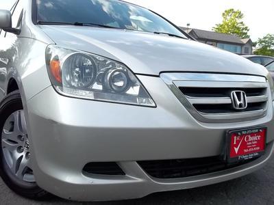 Used 2006 Honda Odyssey EX-L