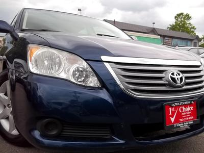 Used 2008 Toyota Avalon XL