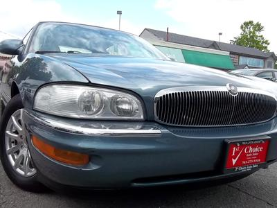 Used 2001 Buick Park Avenue Ultra