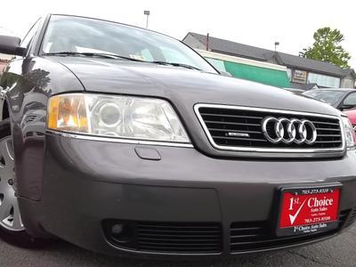 2001 Audi A6 2.8 quattro