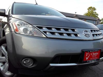 Used 2006 Nissan Murano SL