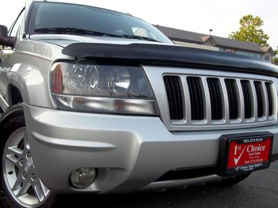 Used 2004 Jeep Grand Cherokee Special Edition