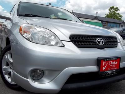 Used 2008 Toyota Matrix XR