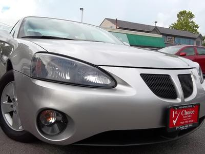 Used 2008 Pontiac Grand Prix