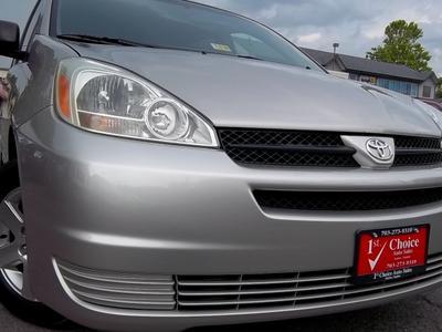 Used 2005 Toyota Sienna LE