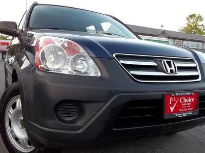 Used 2005 Honda CR-V LX