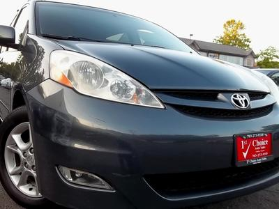 Used 2006 Toyota Sienna XLE