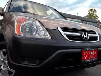 Used 2003 Honda CR-V EX