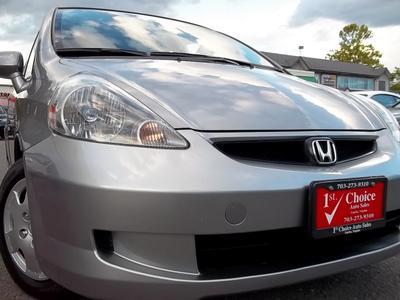 Used 2008 Honda Fit