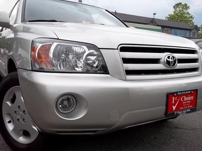 Used 2004 Toyota Highlander Limited
