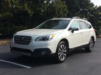 Used 2015 Subaru Outback 2.5i Limited