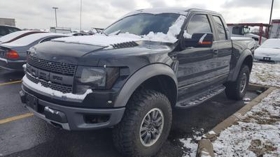 Used 2010 Ford F-150 EX
