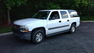 Used 2005 Chevrolet Suburban 1500 LS